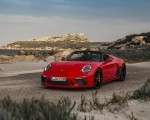 2019 Porsche 911 Speedster (Color: Guards Red) Front Wallpapers 150x120 (13)