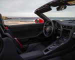 2019 Porsche 911 Speedster (Color: Guards Red) Interior Wallpapers 150x120 (36)