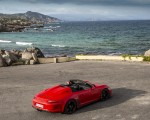 2019 Porsche 911 Speedster (Color: Guards Red) Rear Three-Quarter Wallpapers 150x120 (25)
