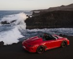2019 Porsche 911 Speedster (Color: Guards Red) Rear Three-Quarter Wallpapers 150x120 (22)