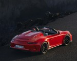 2019 Porsche 911 Speedster (Color: Guards Red) Rear Three-Quarter Wallpapers 150x120 (23)