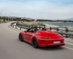 2019 Porsche 911 Speedster (Color: Guards Red) Rear Three-Quarter Wallpapers 150x120 (16)