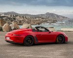 2019 Porsche 911 Speedster (Color: Guards Red) Side Wallpapers 150x120 (27)