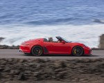 2019 Porsche 911 Speedster (Color: Guards Red) Side Wallpapers 150x120 (6)