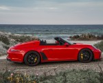2019 Porsche 911 Speedster (Color: Guards Red) Side Wallpapers 150x120 (19)
