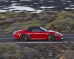 2019 Porsche 911 Speedster (Color: Guards Red) Side Wallpapers 150x120 (7)