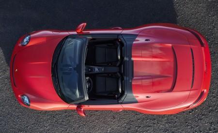 2019 Porsche 911 Speedster (Color: Guards Red) Top Wallpapers 450x275 (28)