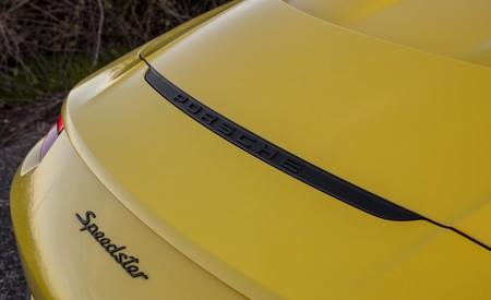 2019 Porsche 911 Speedster Detail Wallpapers 450x275 (70)
