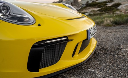 2019 Porsche 911 Speedster Front Bumper Wallpapers 450x275 (67)