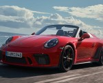 2019 Porsche 911 Speedster Wallpapers