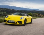 2019 Porsche 911 Speedster Front Three-Quarter Wallpapers 150x120 (42)