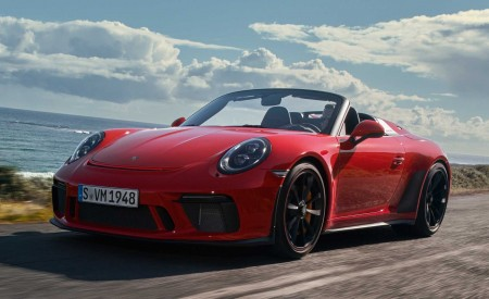 2019 Porsche 911 Speedster Wallpapers