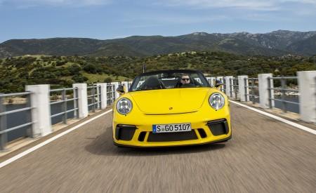 2019 Porsche 911 Speedster Front Wallpapers 450x275 (44)