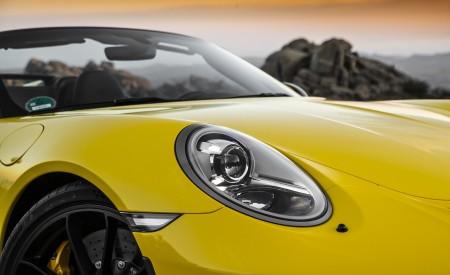 2019 Porsche 911 Speedster Headlight Wallpapers 450x275 (66)