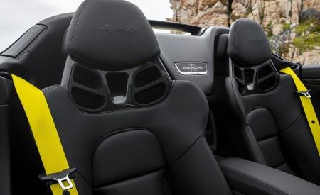 2019 Porsche 911 Speedster Interior Seats Wallpapers 450x275 (77)