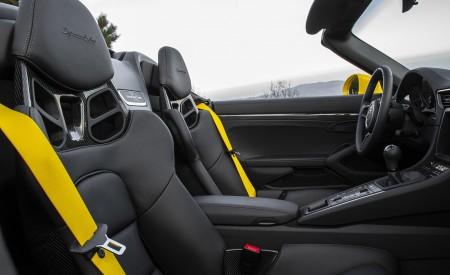 2019 Porsche 911 Speedster Interior Seats Wallpapers 450x275 (79)