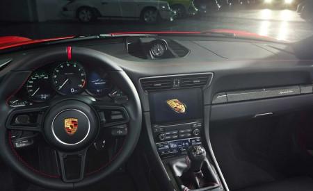 2019 Porsche 911 Speedster Interior Steering Wheel Wallpaper 450x275 (4)