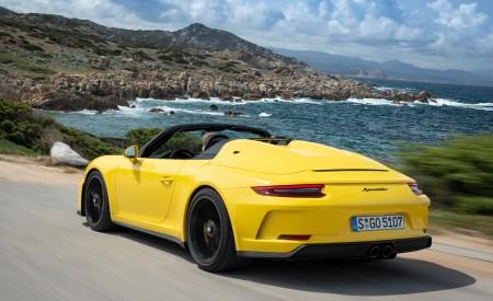 2019 Porsche 911 Speedster Rear Three-Quarter Wallpapers 450x275 (45)