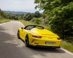 2019 Porsche 911 Speedster Rear Wallpapers 150x120 (46)