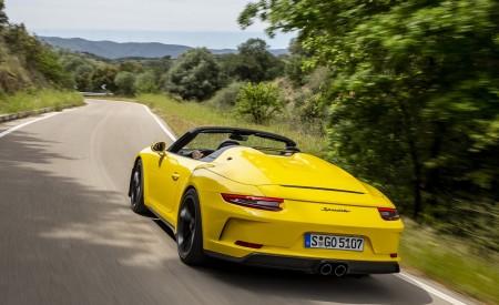 2019 Porsche 911 Speedster Rear Wallpapers 450x275 (46)