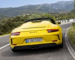 2019 Porsche 911 Speedster Rear Wallpapers 150x120 (47)