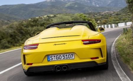 2019 Porsche 911 Speedster Rear Wallpapers 450x275 (47)
