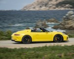 2019 Porsche 911 Speedster Side Wallpapers 150x120 (49)
