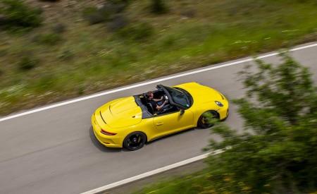 2019 Porsche 911 Speedster Top Wallpapers 450x275 (51)