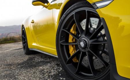 2019 Porsche 911 Speedster Wheel Wallpapers 450x275 (65)