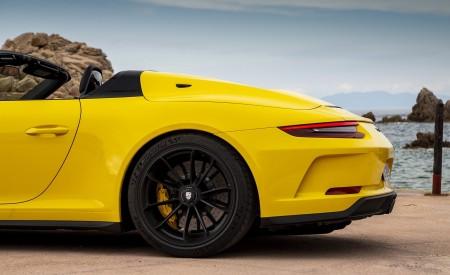 2019 Porsche 911 Speedster Wheel Wallpapers 450x275 (64)