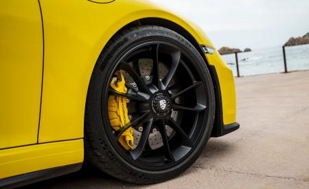 2019 Porsche 911 Speedster Wheel Wallpapers 450x275 (63)