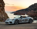 2019 Porsche 911 Speedster with Heritage Design Package Front Three-Quarter Wallpapers 150x120 (44)