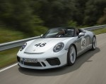 2019 Porsche 911 Speedster with Heritage Design Package Front Three-Quarter Wallpapers 150x120 (4)