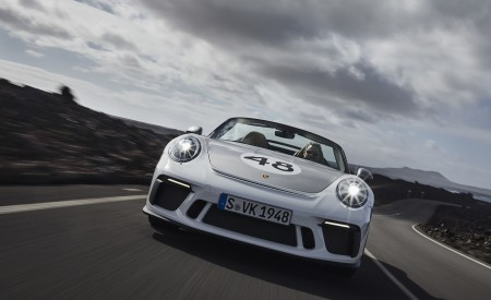 2019 Porsche 911 Speedster With Heritage Design Package Wallpapers HD