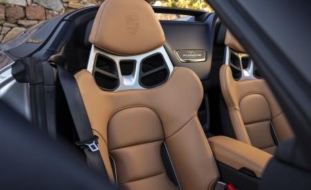 2019 Porsche 911 Speedster with Heritage Design Package Interior Seats Wallpapers 450x275 (61)