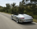 2019 Porsche 911 Speedster with Heritage Design Package Rear Three-Quarter Wallpapers 150x120 (8)
