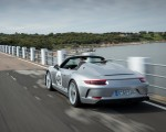 2019 Porsche 911 Speedster with Heritage Design Package Rear Three-Quarter Wallpapers 150x120 (17)