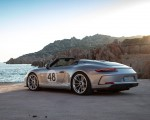 2019 Porsche 911 Speedster with Heritage Design Package Rear Three-Quarter Wallpapers 150x120 (37)
