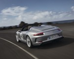 2019 Porsche 911 Speedster with Heritage Design Package Rear Three-Quarter Wallpapers 150x120 (9)