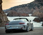 2019 Porsche 911 Speedster with Heritage Design Package Rear Wallpapers 150x120 (35)