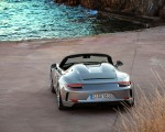 2019 Porsche 911 Speedster with Heritage Design Package Rear Wallpapers 150x120 (36)