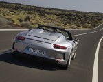 2019 Porsche 911 Speedster with Heritage Design Package Rear Wallpapers 150x120 (10)