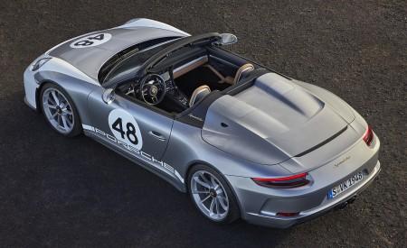2019 Porsche 911 Speedster with Heritage Design Package Top Wallpapers 450x275 (38)