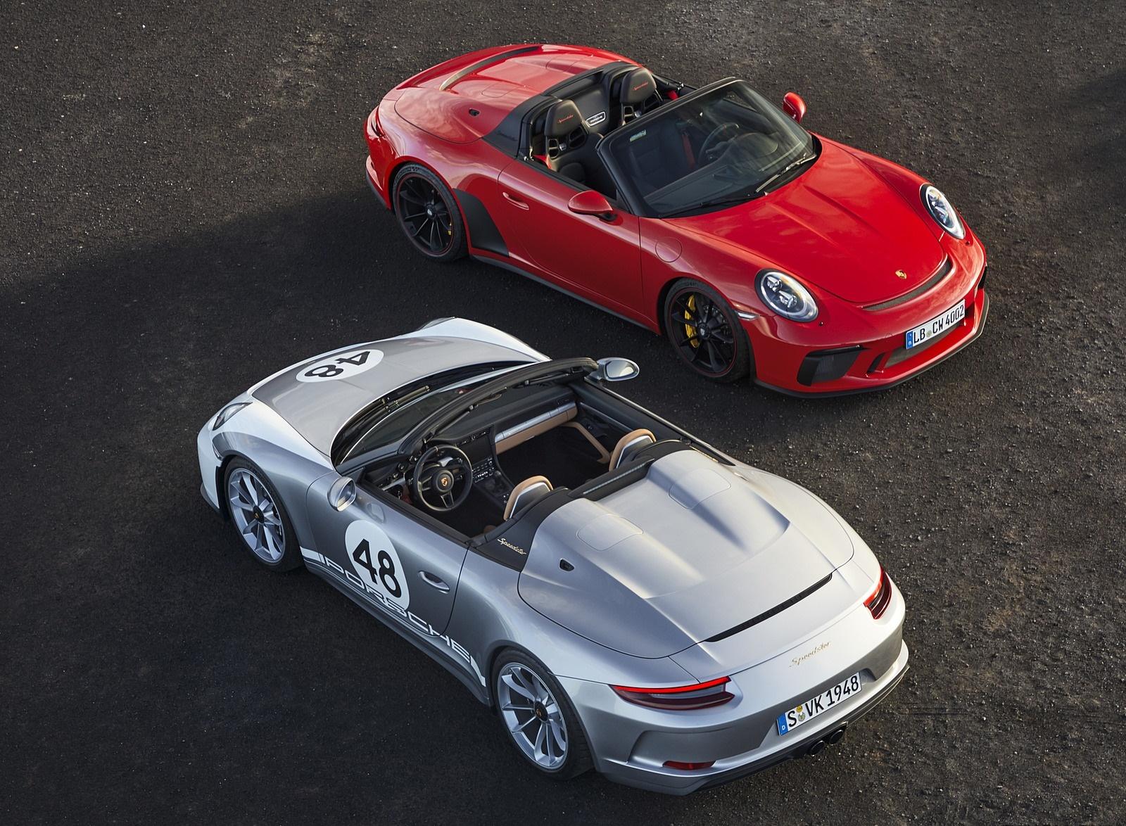 2019 Porsche 911 Speedster with Heritage Design Package Wallpapers (13)