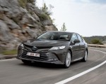 2019 Toyota Camry Hybrid (Euro-Spec) Front Wallpaper 150x120 (9)