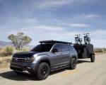 2019 Volkswagen Atlas Basecamp Concept Front Three-Quarter Wallpapers 150x120 (1)