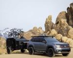 2019 Volkswagen Atlas Basecamp Concept Front Three-Quarter Wallpapers 150x120 (7)