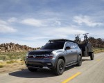 2019 Volkswagen Atlas Basecamp Concept Front Three-Quarter Wallpapers 150x120 (2)