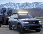2019 Volkswagen Atlas Basecamp Concept Front Wallpapers 150x120 (18)
