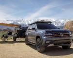 2019 Volkswagen Atlas Basecamp Concept Front Wallpapers 150x120 (9)